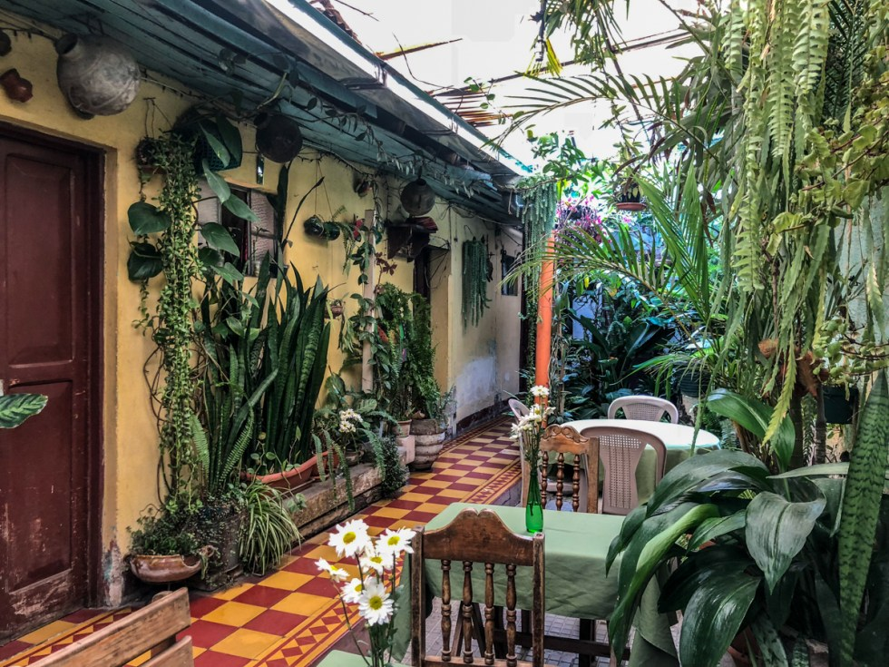 A Guatemalan Restaurant favorite in Antigua