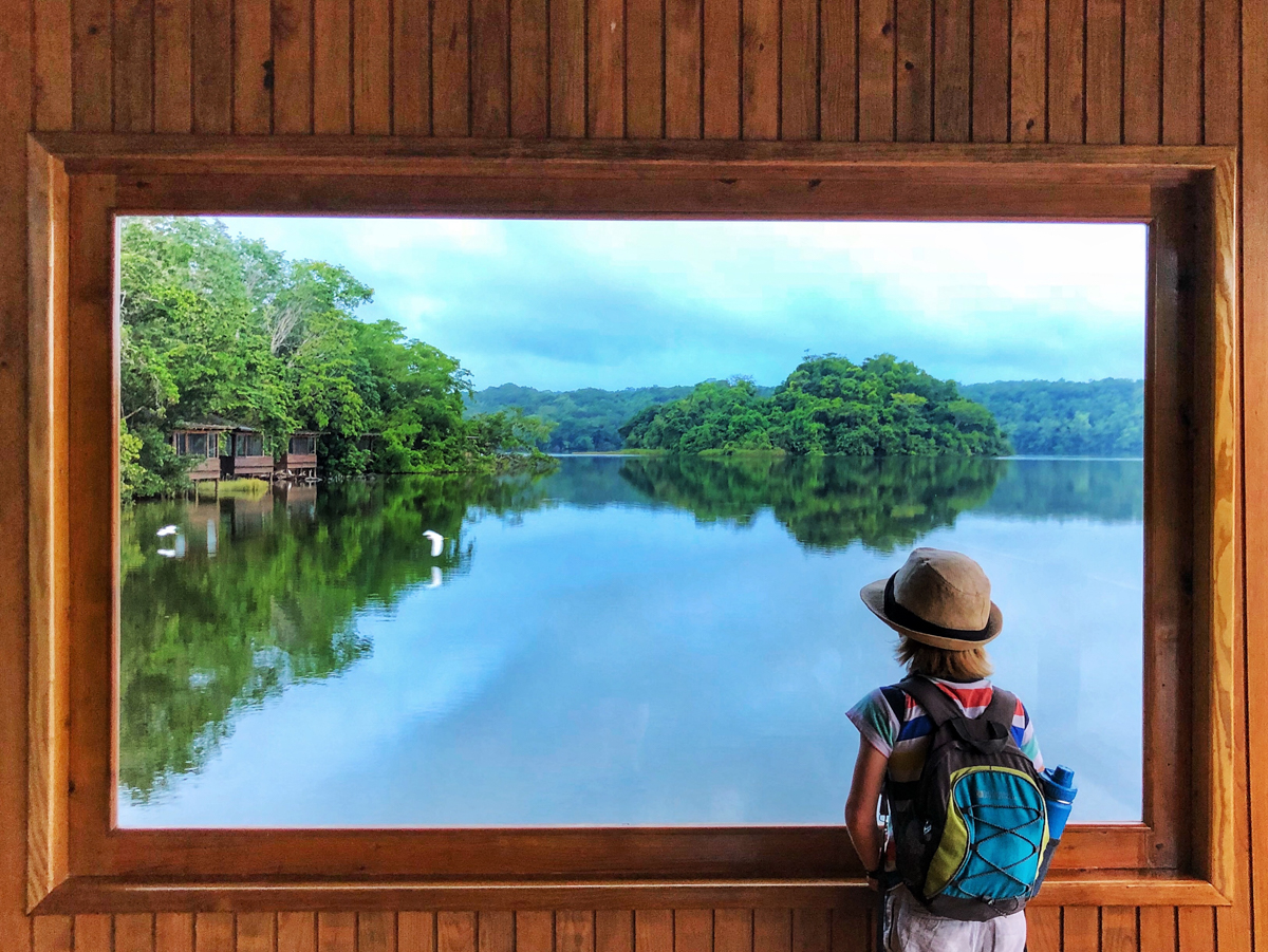 Luxurious Nature Hotel In Flores Guatemala