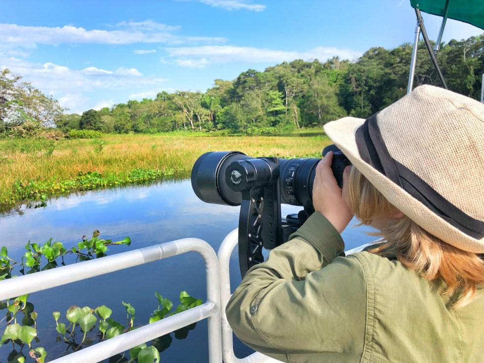Safari with 9 North Panama in Gamboa