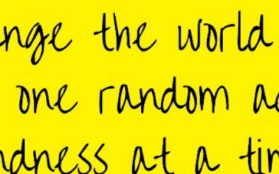 Random acts of Kindness for Kids.