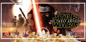 #NBPipoca: Star Wars VII – O Despertar da Força