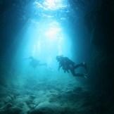 青の洞窟(1)