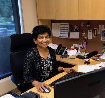 CFO Audrey Samuel Nobel Systems, GIS Cloud Solutions