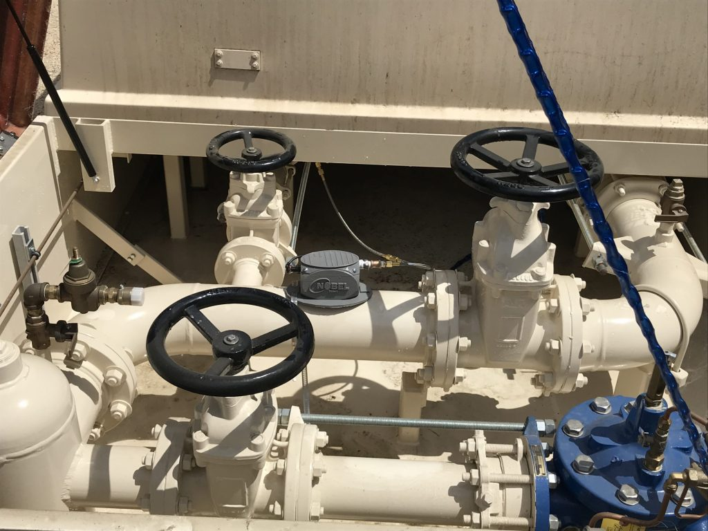 Iot Water Pressure monitoring