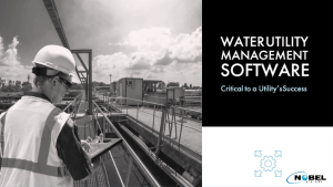 Nobel Water utility management software