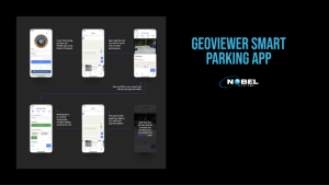Smart Parking App GeoViewer