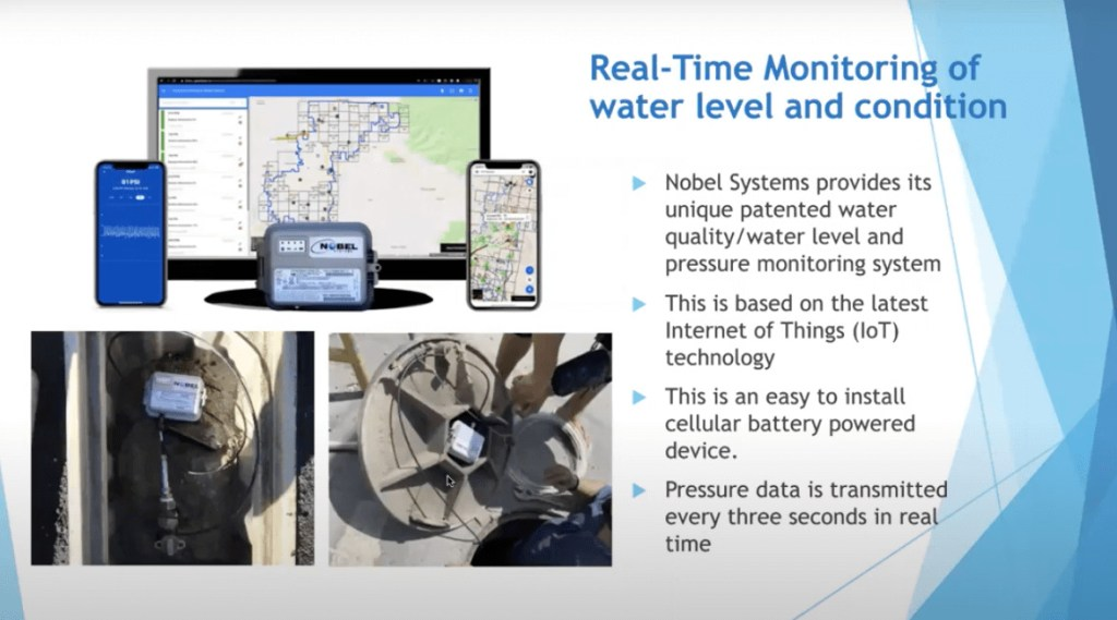 GeoViewer Real time monitoring