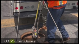 CCTV inspections with GeoViewer