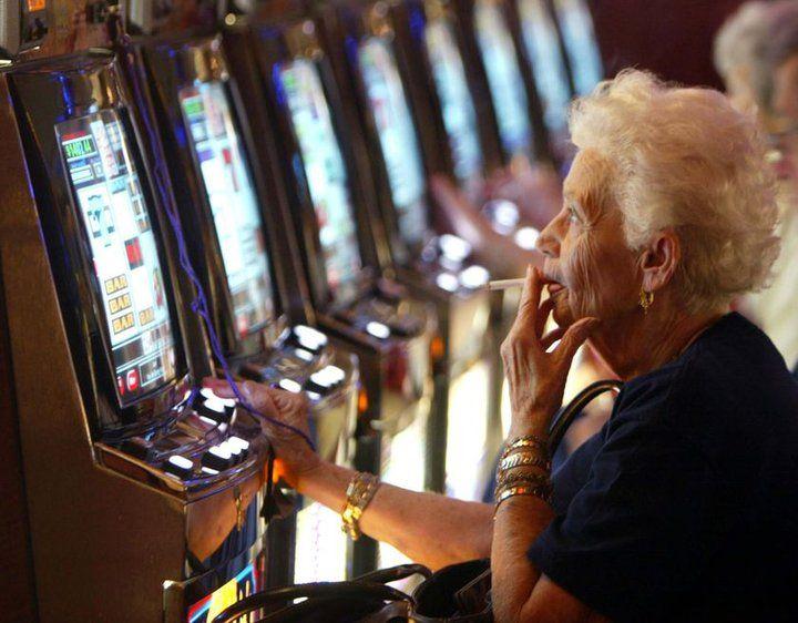 Gambler Customer Archetype
