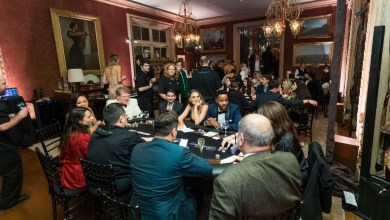 Photo of amfAR's Star-Studded Poker Game