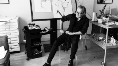 Photo of The Interview: David Downton in Portrait