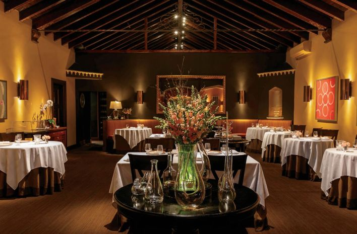 The posh and immaculate dining room of San Francisco's Acquerello has reopened, and its successful wine education program, launched by Wine Director Gianpaolo Paterlini during the pandemic, will continue online.