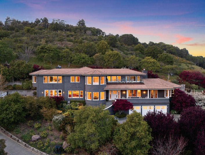 5,500-square-foot Mill Valley property (sold in May by Joshua Deitch)