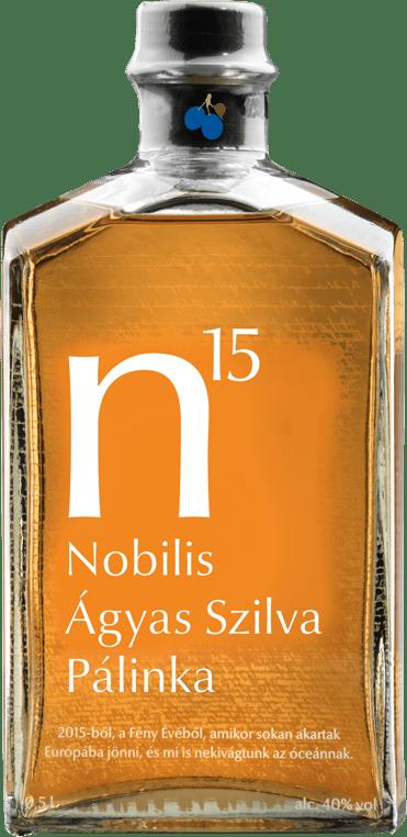 NOBILIS Ágyas Szilva Pálinka