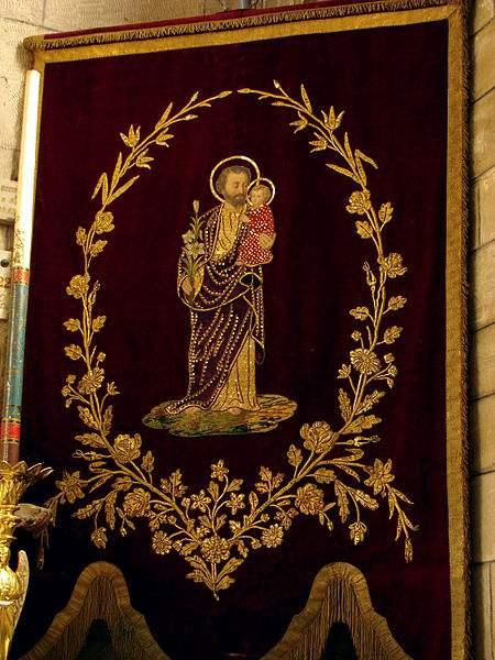 Banner of St. Joseph