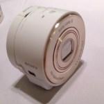レンズ型カメラのDSC-QX10が届きました。今までとは違った用途を考えなければ・・
