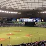 【西武ドーム観戦記】内野指定席Bは球場全体を見渡せてなかなか良かった。しかも経済的!