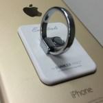 iPhone 6 Plus落下を防ぐためにBUNKER RING Essentialsを買ってみた。