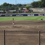 【鎌ヶ谷スタジアム観戦記】イースタンの日本ハム2軍の試合を観戦