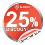25% Discount