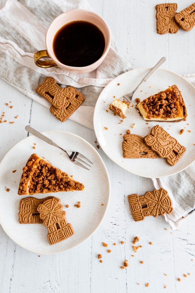 Speculoos-cheesecake