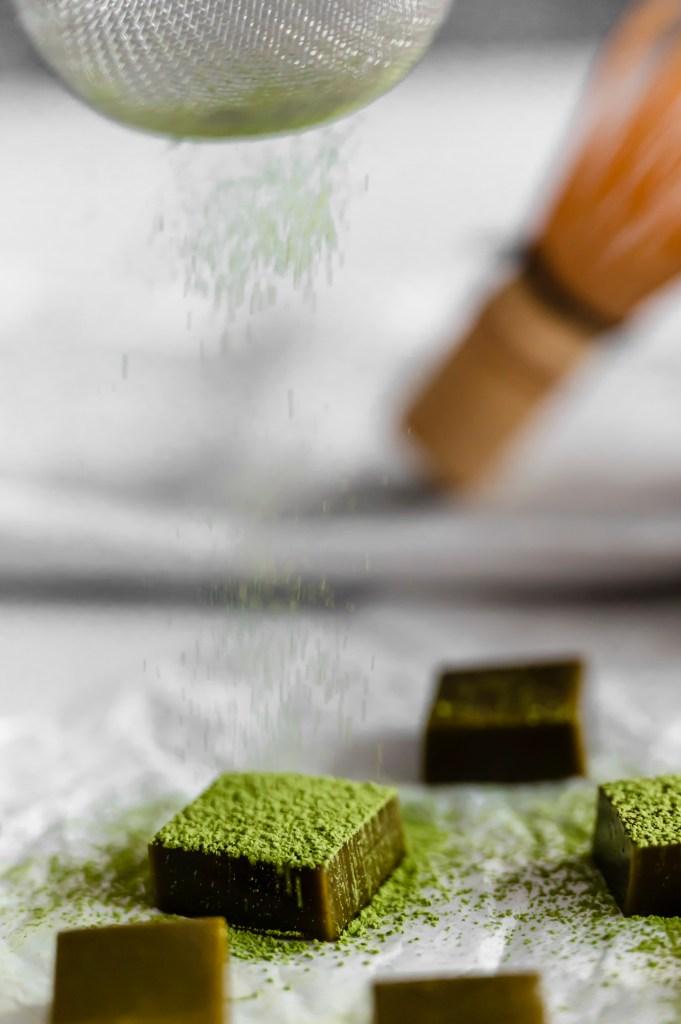 matcha-green-tea-caramels