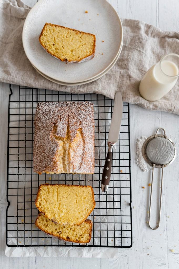 vanilla-loaf-cake