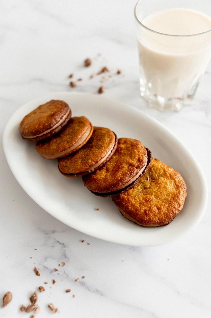 Caramelized Brown Sugar Cookies