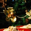 クリスマスメニュー(その9)ビーフストロガノフ風フジッリ