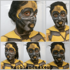 Goofing off as Bumblebee