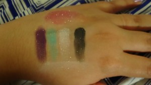 Nars Warhol Swatches (4)