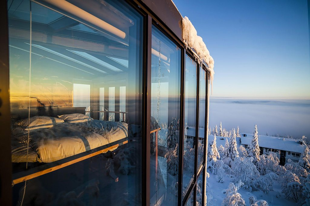Nordic Hotels under the Arctic Sky