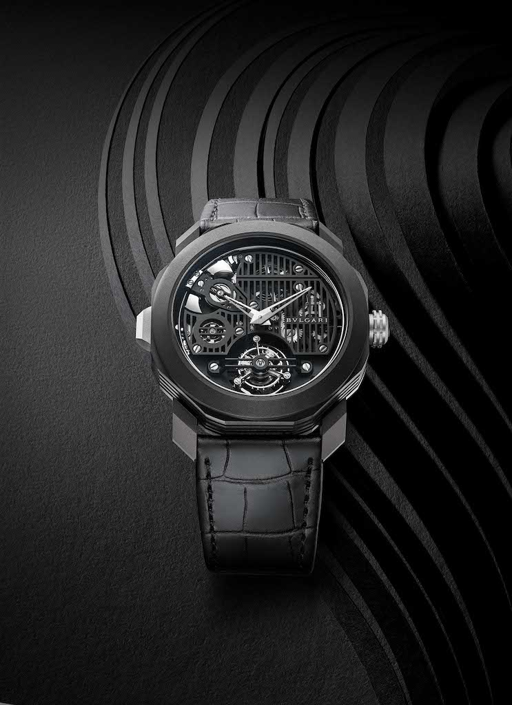 Bulgari LVMH Watch Week - Bulgari Octo Roma Carillon Tourbillon