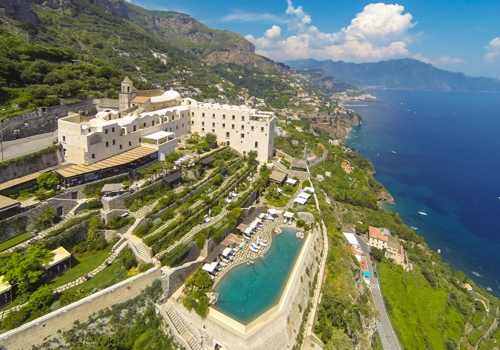 Hotel Monastero Santa Rosa Amalfi Coast