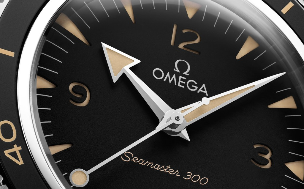 OMEGA Seamaster 300 Watch Details