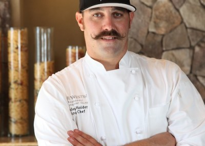 Chef Wesley Holder, Pulehu, An Italian Grill