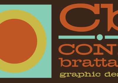 Conn Brattain Graphic Designer