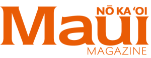 Maui No Ka Oi Magazine, Sponsor of The Noble Chef