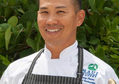 Chef Craig Omori, MCA Faculty Chef Instructor