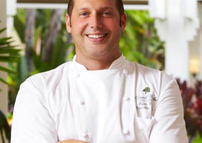 Chef Ryan Urig, Grand Wailea