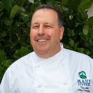 Chef Tom Lelli, MCA Faculty Chef Instructor