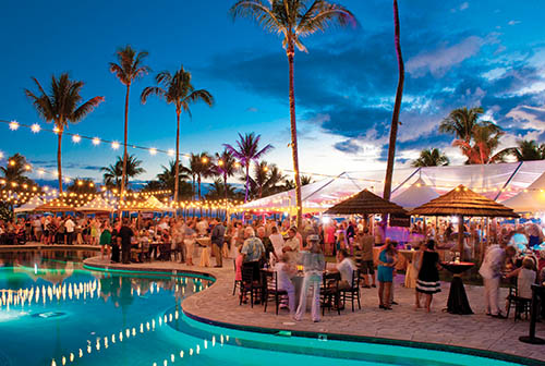 Noble Chef Maui LIve Auction