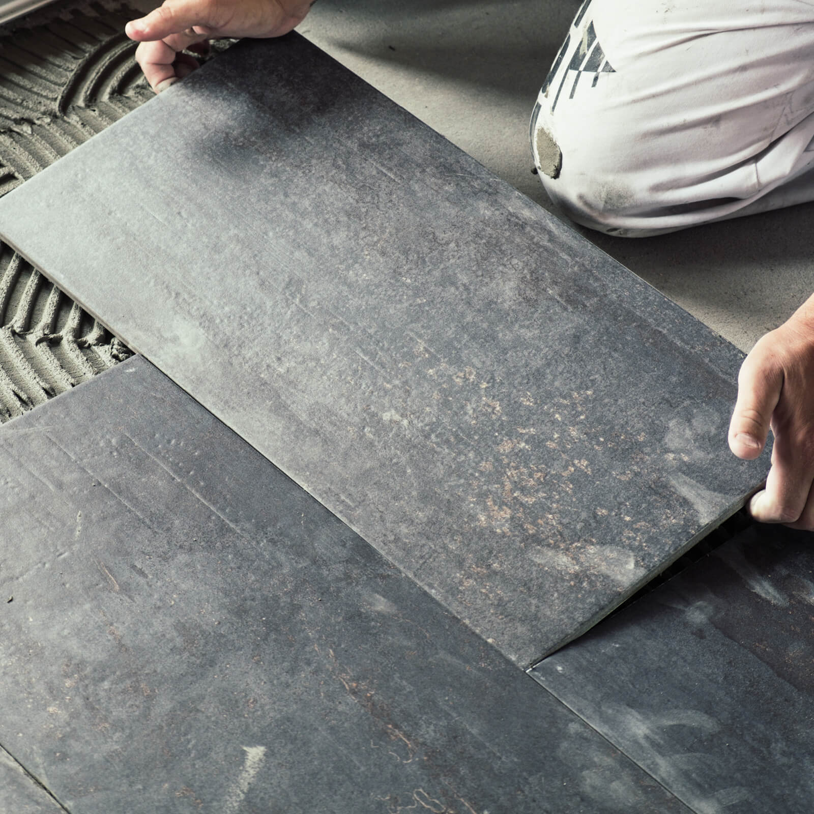 tile stone flooring styles benefits