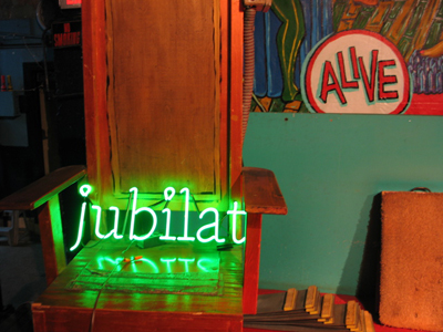 LIte Brite Neon work for Jubilat cover from 2005. They interviewed Matt Dilling and Cedar Mannan here: http://www.jubilat.org/jubilat/archive/vol10/interview/