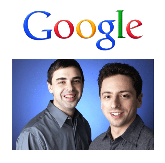 Google co-founders