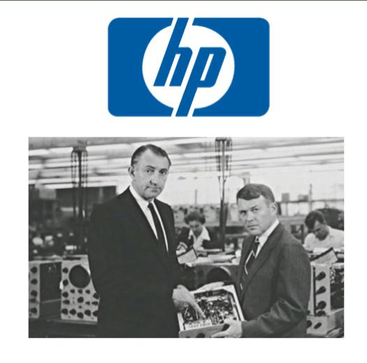 HP co-ceos