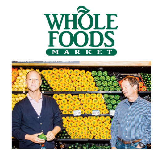 Whole Foods co-ceos