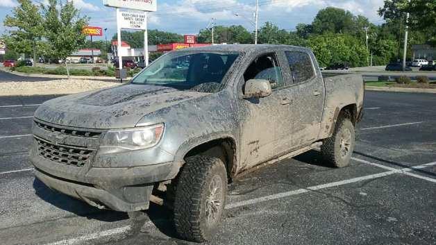 Fun in the Mud...before