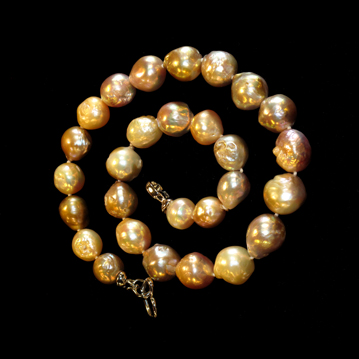 Baroque Pearls