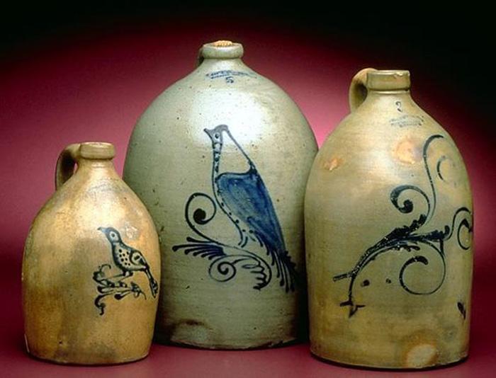 Salt Glazed Pottery Noble Treasures Antiques Lafayette Co